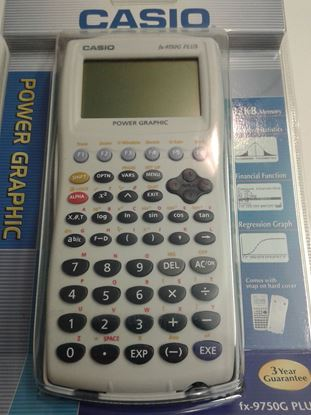 Foto de Calculadora Casio FX-9750G PLUS